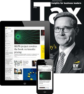 EY - Seeking certainty as tax disputes increase