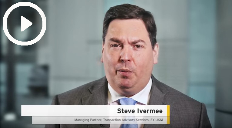 EY - Watch Steve Ivermee discuss the UK highlights of the 15th Capital Confidence Barometer.