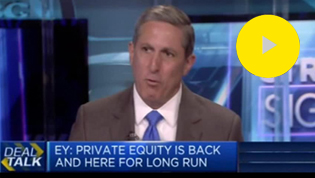 EY - Watch Steve Krouskos talk emerging M&A trends