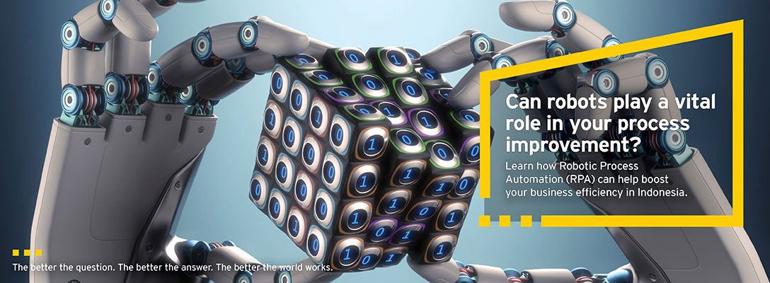 EY - Robotic Process Automation