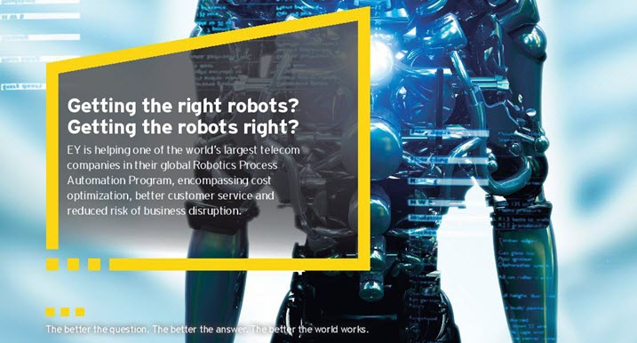 EY - Getting the right robots?<br>Getting the robots right?