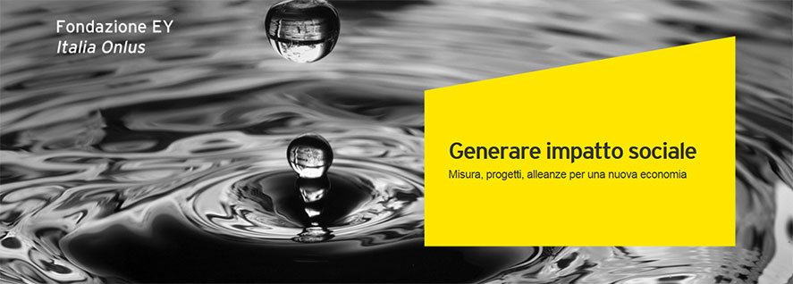 Fondazione EY Italia Onlus - Generare impatto sociale