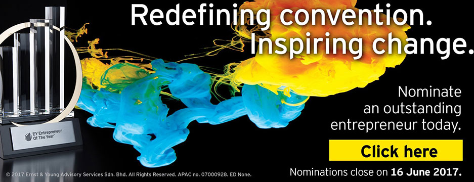 EY - Redefining convention. Inspiring change.