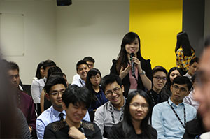 You are ready, you want a challenge. So why wait until you've graduated to work at EY?
