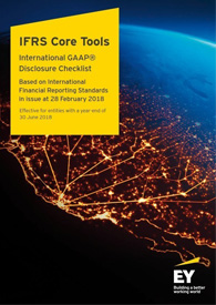 EY - International GAAP® Disclosure Checklist - IFRS in issue at 28 February 2018