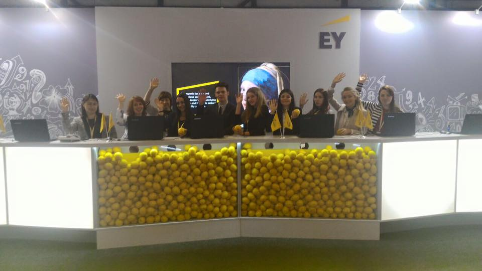 EY – St. Petersburg International Economic Forum
