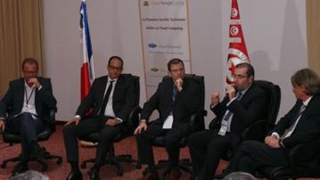 EY - Mohamed Wassel Belhadj, Directeur Exécutif Technology Advisory Services invité d'honneur du Forum International des DSI