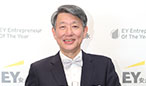 Dr. J. W. Kuo, Chairman of TOPCO Group, won the 2017 EY Entrepreneur Of The Year Award Gala