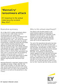 'WannaCry' ransomware attack: EY's response