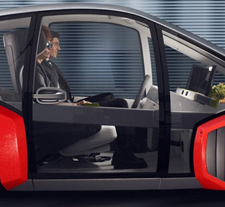 EY - Can driverless cars be the destination?
