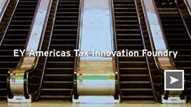 EY Americas Tax Innovation Foundry