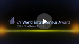 EY Entrepreneur Awards 2016 - Highlights