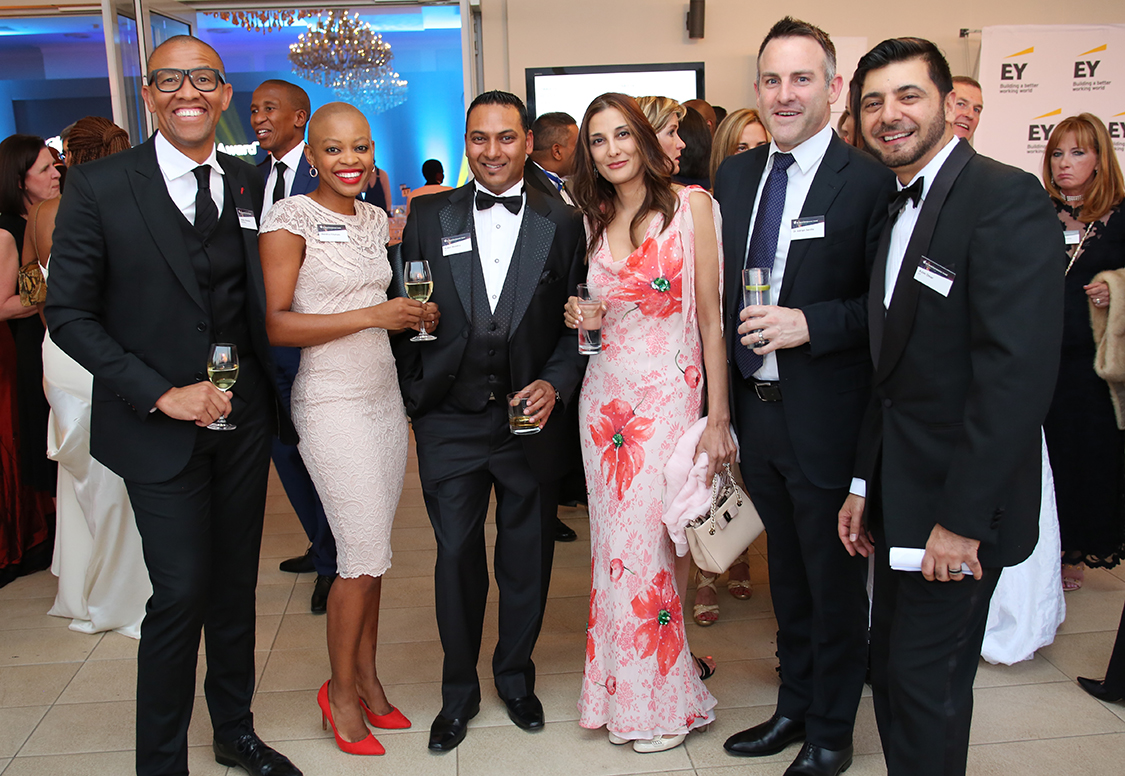 EY World Entrepreneur Award 2017 Southern Africa