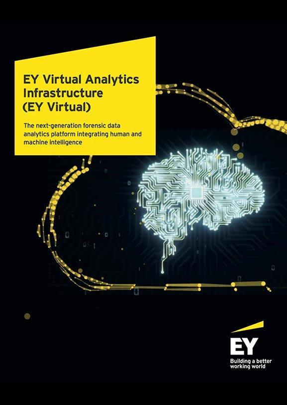 EY Virtual Analytics Infrastructure