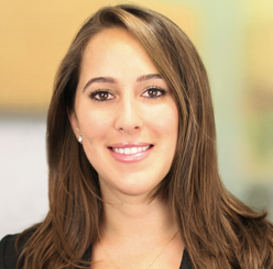 LA Program Manager Ashley Evans