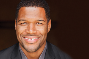 EY - Michael Strahan
