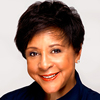 Sheila C. Johnson speaks at EY Strategic Growth Forum