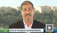 EY -Mark Weinberger CNBC interview