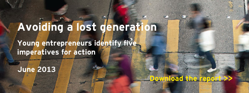 EY - Avoiding a lost generation