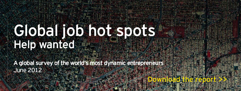 Download the Global job hot spots survey June 2012