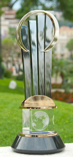 EY - EOY 2012 trophy