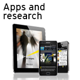 Apps and research