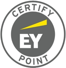EY CertifyPoint logo