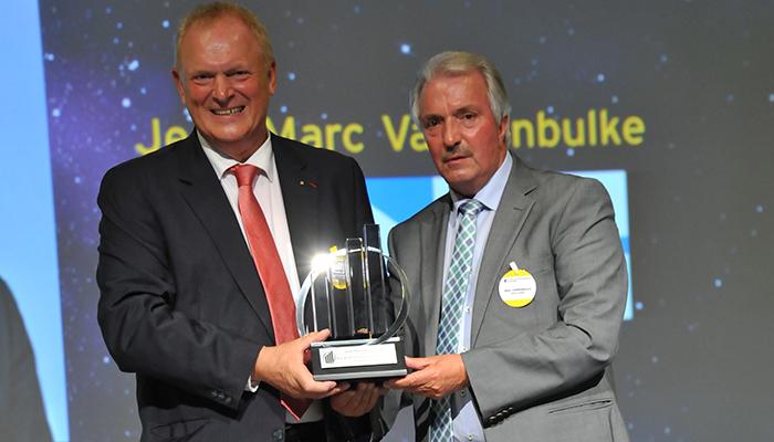 EY Le Prix de l'Entrepreneur de l'Année pour Jean-Marc Vandenbulke, Président de Douce Hydro (80)