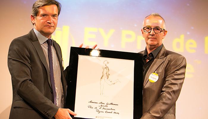 EY Prix de l'Innovationrégion Ouest