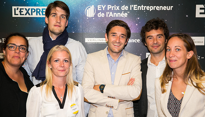 EY Prix de l'Entreprise d'Avenir région Ouest