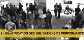 EY IFRS -IFRS 15 - Comptabilisation du chiffre d'Affaires : Identification des obligations de performance - Francois Guillaume