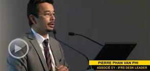 EY IFRS - Nouvelle norme IFRS 15 sur le chiffre d'affaires - Francois Guillaume Postel