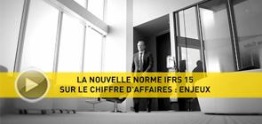 EY IFRS - Nouvelle norme IFRS 15 sur le chiffre d'affaires  - Francois Guillaume
