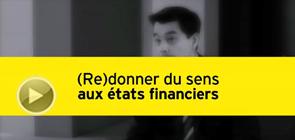 EY IFRS - (Re)donner du sens aux états financiers