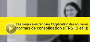 EY IFRS - Les pièges à éviter dans l'application des nouvelles normes de consolidation (IFRS 10 et 11)