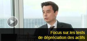 EY IFRS - Focus sur les tests de dépréciation des actifs
