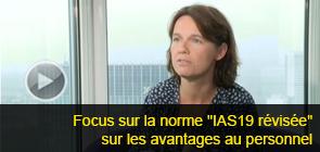 EY IFRS - Focus sur la norme IAS19 révisée sur les avantages au personnel