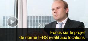 EY IFRS - Focus sur le projet de norme IFRS relatif aux locations