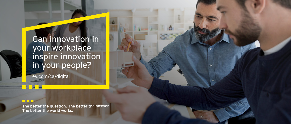 EY - Can innovation in your workplace inspire innovation in your people?