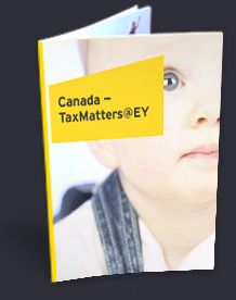 EY - Download TaxMatters@EY as a printable document