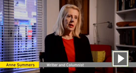 EY - Anne Summers – Women in Leadership