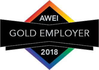 AWEI EY Australia ranked gold tier employer