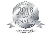 EY - The Australian HR Awards 2018 Finalists