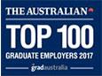 EY - #5 in 2017 Top 100 Graduate Employer
