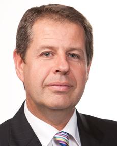 Graeme McKenzie, Managing Partner, Financial Services - EY Oceania