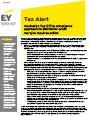 EY - ATO compliance approach to distributor profit margins requires action
