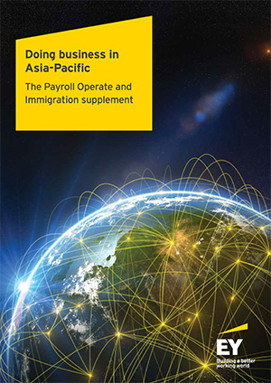 EY - Doing business in Asia-Pacific