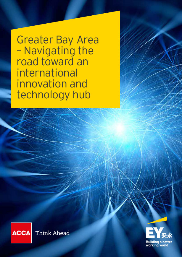 EY - Greater Bay Area - Navigating the road toward an International I&T hub