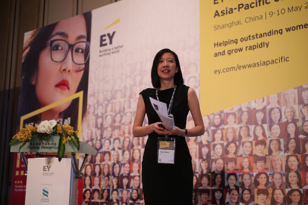 EY - Creating value through people, behaviors and culture