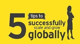 EY - Five tips to successfully scale and grow globally